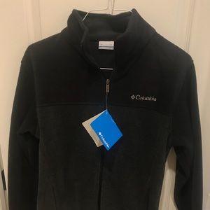 New with tags! Men's Columbia zip up fleece